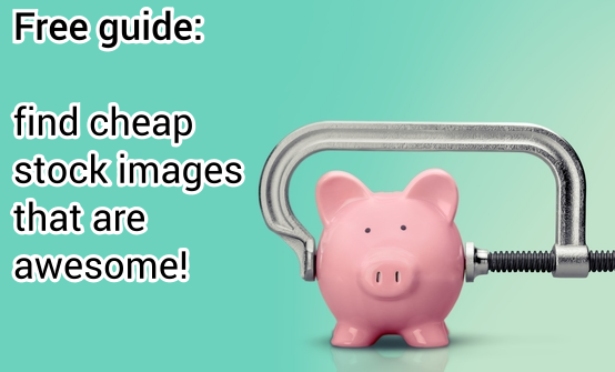 Guide to cheap stock images